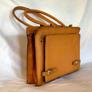 Vintage - Leather Handbag